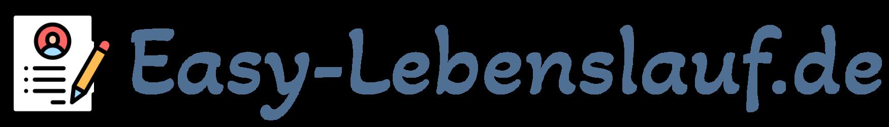 Easy Lebenslauf Portal Logo